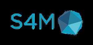 logo bleu de S4mobile